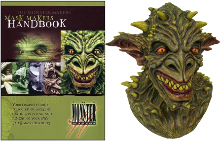 The Monster Makers Mask Makers Handbook (downloadable)