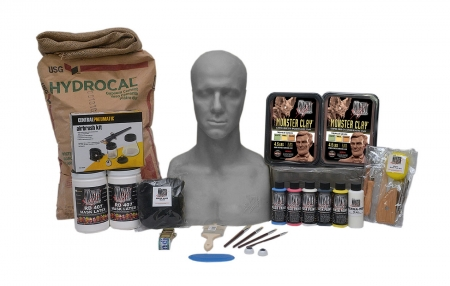 Basic Latex Mask Making Kits