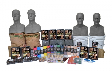 Mega Deluxe-Latex-Mask Making Kit