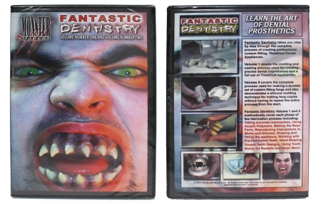 Fantastic Dentistry Vol. 1 & 2 - DVD