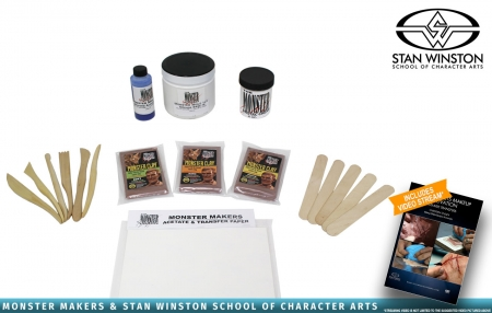 Stan Winston School - Prosthetic Transfer Kit