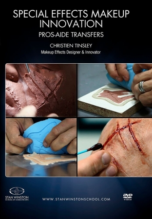 Stan Winston- How to Make Prosthetic Transfers Digital Stream