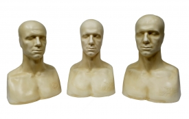 "Deluxe Full ""Ed Head"" Armature (Life-size) Classic"