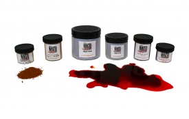 Blood and Flesh Tone Colorants