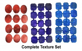 Texture Stamp Kits