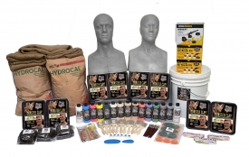 Super Deluxe Latex Mask Making Kit