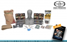 Stan Winston School - Deluxe Latex Mask Making Kits