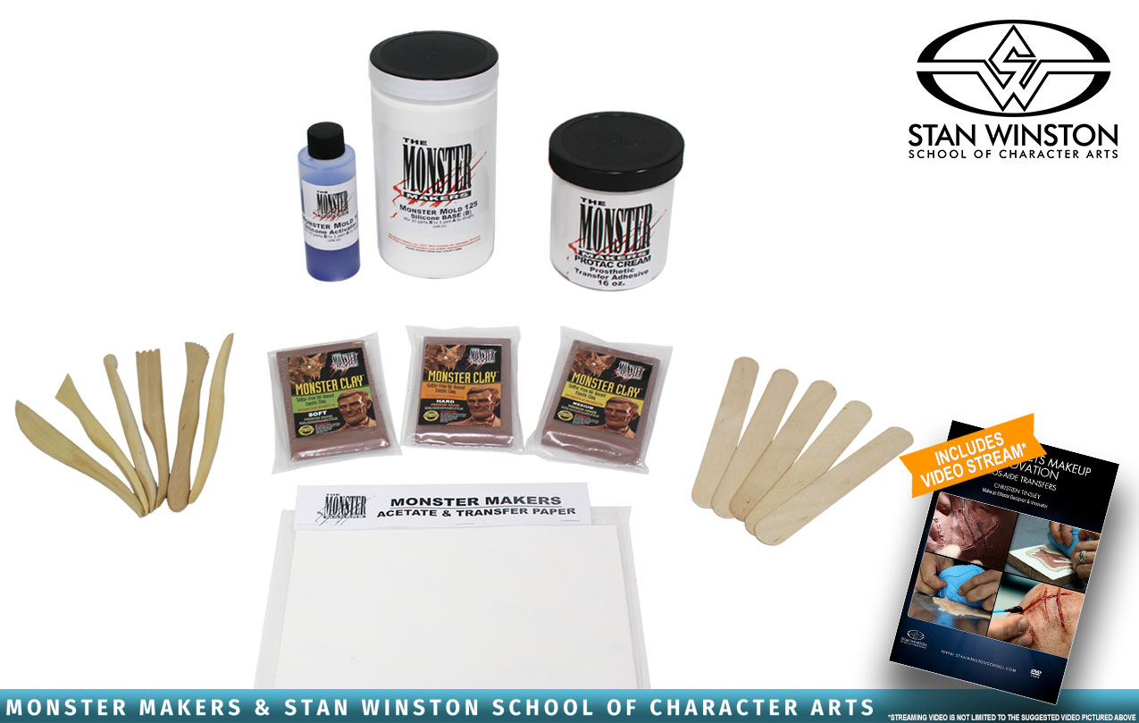 Stan Winston School - Prosthetic Transfer Kit