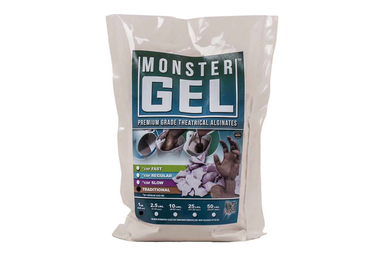 Monster Gel - Prosthetic Alginates